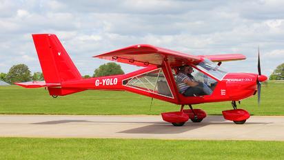 G-YOLO - Private Aeroprakt A-22 Foxbat