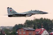 6627 - Slovakia -  Air Force Mikoyan-Gurevich MiG-29AS aircraft