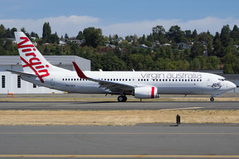 VH-YFT - Virgin Australia Boeing 737-800