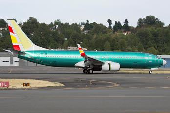 N1796B - Lucky Air Boeing 737-800