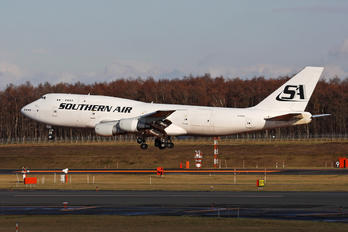 N746SA - Southern Air Transport Boeing 747-200
