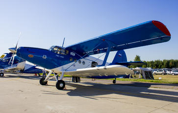 RA-2099G - SibNIA Antonov An-2MS