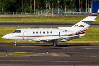 CS-DRH - NetJets Europe (Portugal) Raytheon Hawker 800XP