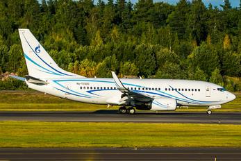 RA-73000 - Gazpromavia Boeing 737-700