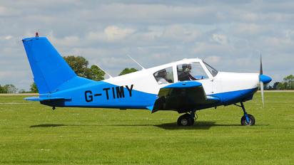 G-TIMY - Private Gardan GY-80 Horizon