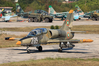 205 - Bulgaria - Air Force Aero L-39ZA Albatros