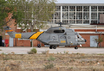 HD.19-5 - Spain - Air Force Sud Aviation SA-330 Puma