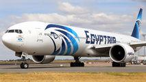 SU-GDN - Egyptair Boeing 777-300ER aircraft
