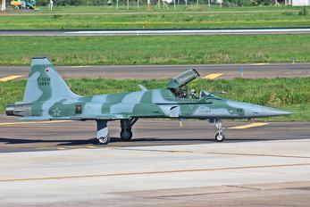 5860 - Brazil - Air Force Northrop F-5FM Tiger II