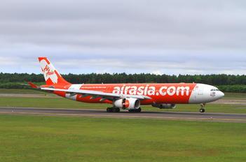 9M-XXM - AirAsia X Airbus A330-300