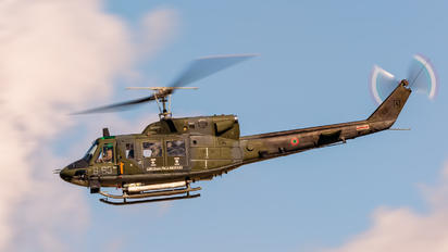 MM81163 - Italy - Air Force Agusta / Agusta-Bell AB 212AM