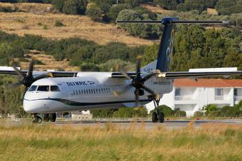 SX-OBF - Olympic Airlines de Havilland Canada DHC-8-400Q / Bombardier Q400