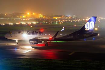VT-GOM - Go Air Airbus A320