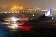 VT-GOM - Go Air Airbus A320 aircraft