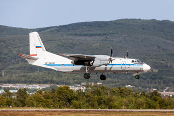 RF-26281 - Russia - Federal Border Guard Service Antonov An-26 (all models)