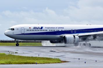 JA8567 - ANA - All Nippon Airways Boeing 767-300