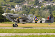 PV202 - Private Supermarine Spitfire aircraft