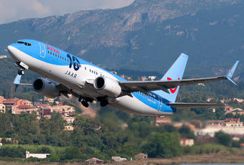 PH-TFD - Arke/Arkefly Boeing 737-800