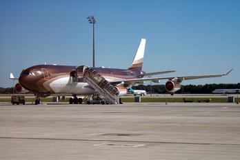 M-IABU - Global Jet Luxembourg Airbus A340-300