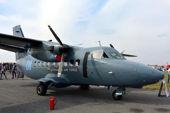 01 - Lithuania - Air Force LET L-410UVP Turbolet