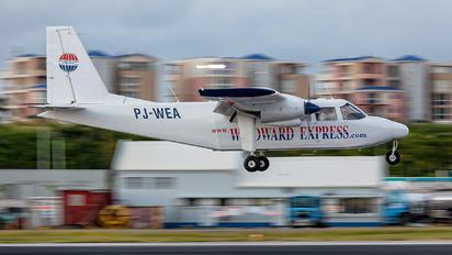 PJ-WEA - Winward Express Britten-Norman BN-2 Islander