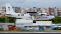 PJ-WEA - Winward Express Britten-Norman BN-2 Islander aircraft