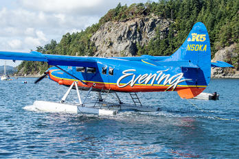 N50KA - Kenmore Air de Havilland Canada DHC-3 Otter
