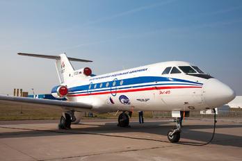 87938 - KRET Yakovlev Yak-40