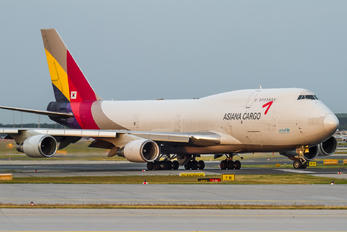 HL7414 - Asiana Cargo Boeing 747-400F, ERF