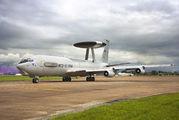 LX-N90453 - NATO Boeing E-3A Sentry aircraft