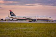N536UW - US Airways Airbus A321 aircraft