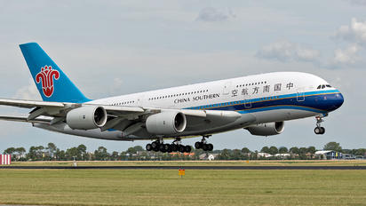 B-6137 - China Southern Airlines Airbus A380