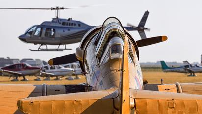 "PH-LSK - Netherlands - Air Force ""Historic Flight"" North American Harvard Mk.I"