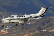 G-ZVIP - Private Beechcraft 200 King Air aircraft