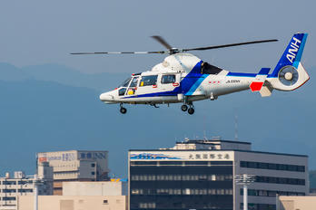JA66NH - ANH - All Nippon Helicopter Eurocopter AS365 Dauphin 2