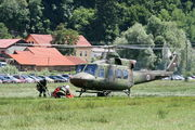 H2-33 - Slovenia - Air Force Bell 412HP aircraft