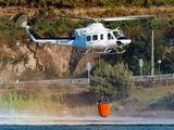 D-HAND - INAER Bell 412SP aircraft