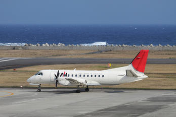 JA8886 - JAL-  Japan Air Commuter SAAB 340