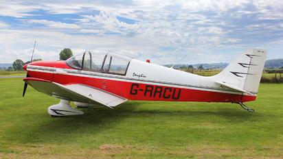 G-RRCU - Private CEA Jodel DR221 Dauphin