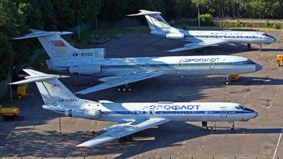 СССР-65614 - Aeroflot Tupolev Tu-134