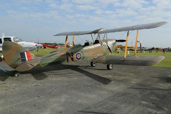 F-AZEI - Private de Havilland DH. 82 Tiger Moth
