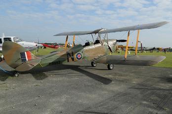 F-AZEI - Private de Havilland DH. 82 Tiger Moth