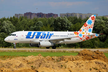 RA-89035 - UTair Express Sukhoi Superjet 100LR