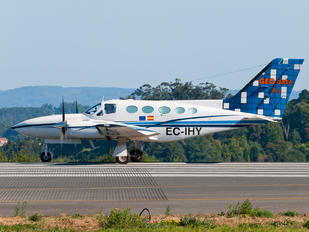 EC-IHY - Geo Data Air Cessna 421 Golden Eagle