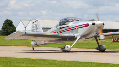 G-CDVT - Private Vans RV-6
