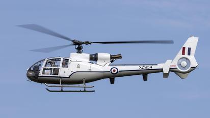 G-CBSI - Private Aerospatiale SA-341 / 342 Gazelle (all models)
