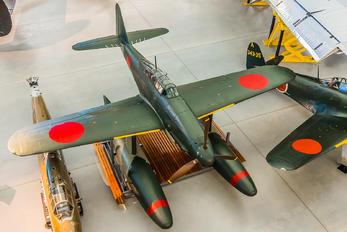 - - Japan - Imperial Navy (WW2) Aichi Aircraft(愛知航空機) Seiran(晴嵐)