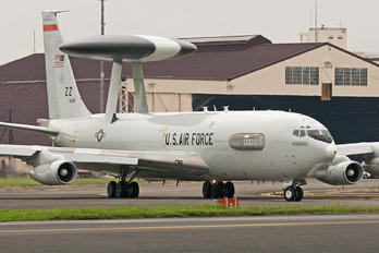 71-1408 - USA - Air Force Boeing E-3B Sentry