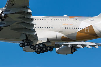 F-WWAZ - Etihad Airways Airbus A380