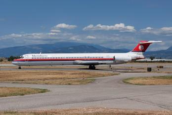 I-SMEZ - Meridiana McDonnell Douglas MD-82